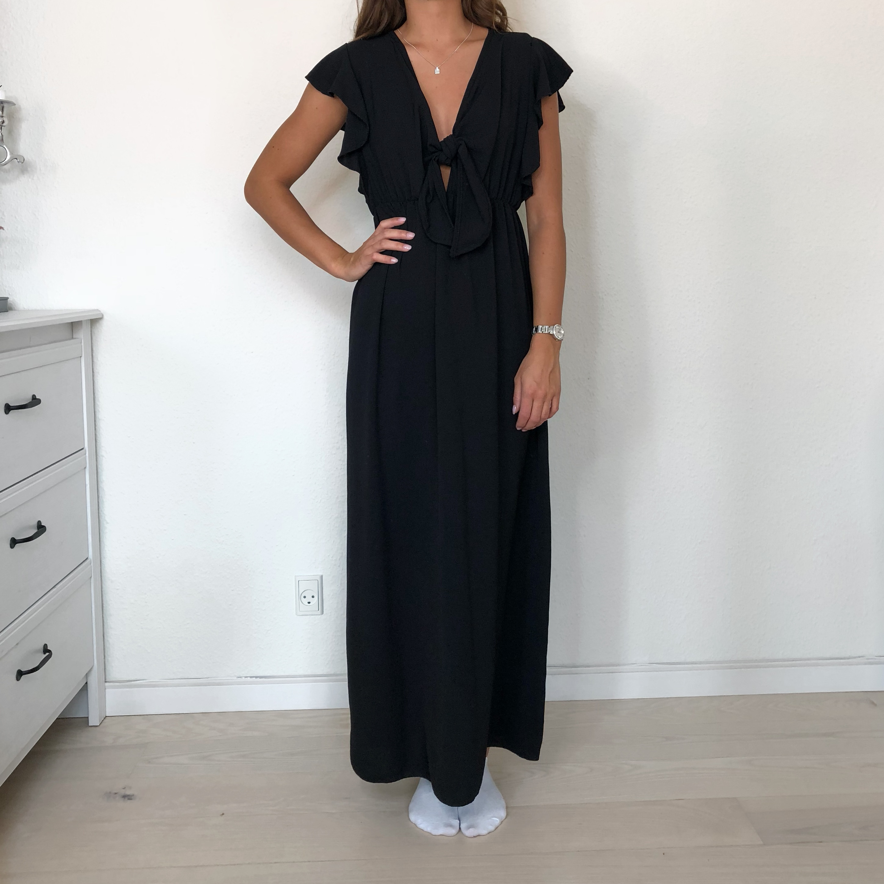 Leonora Dress - Sort