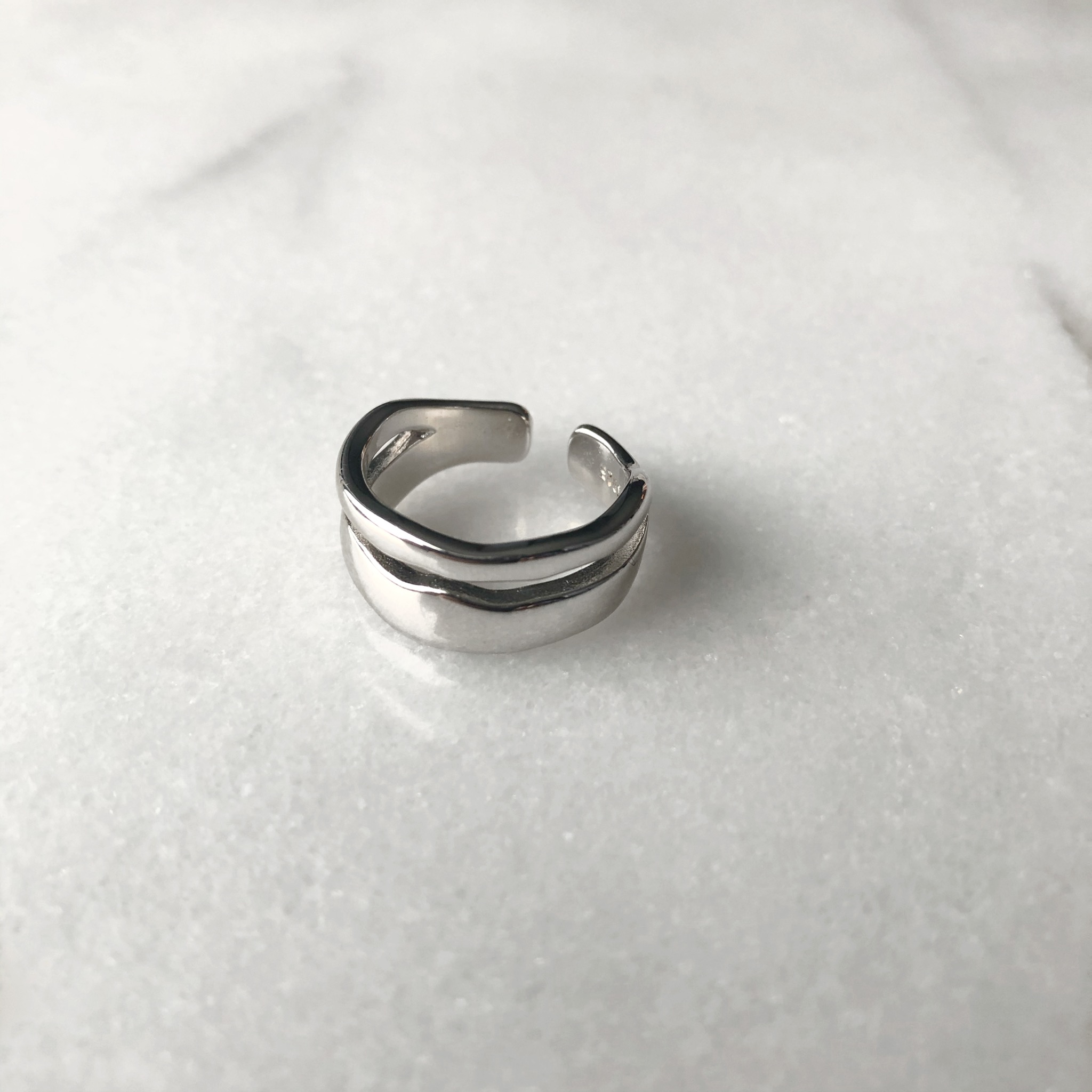 Diana Ring (925 Silver)