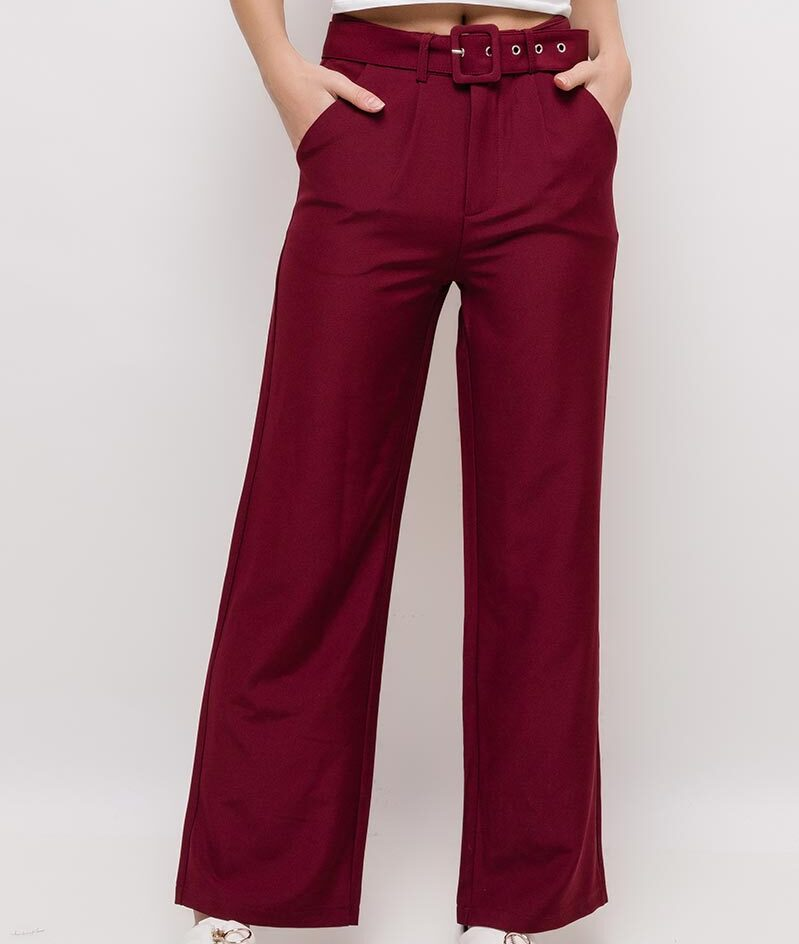 Image of   Asta Pants - Bordeaux