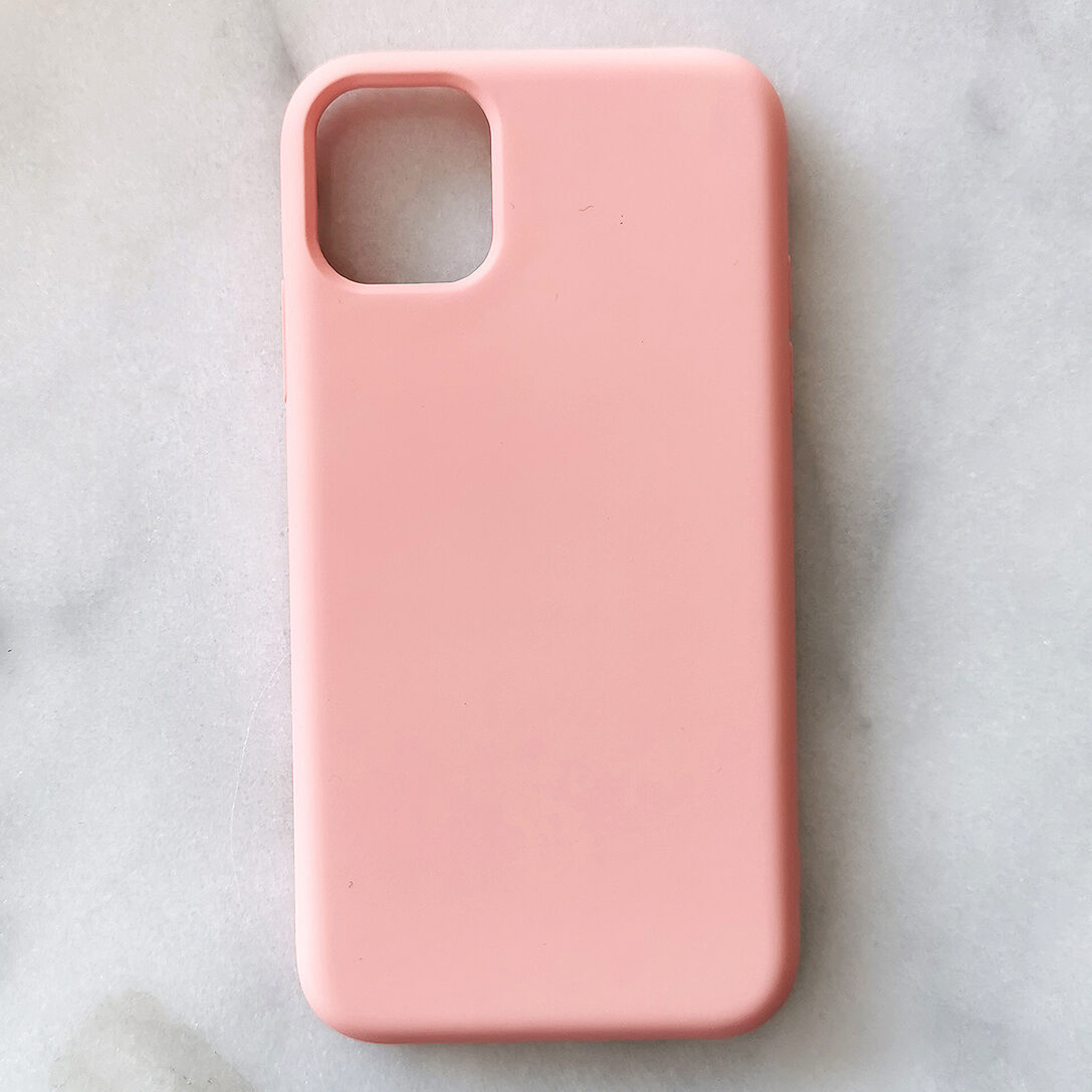 Pastel Pink iPhone Cover