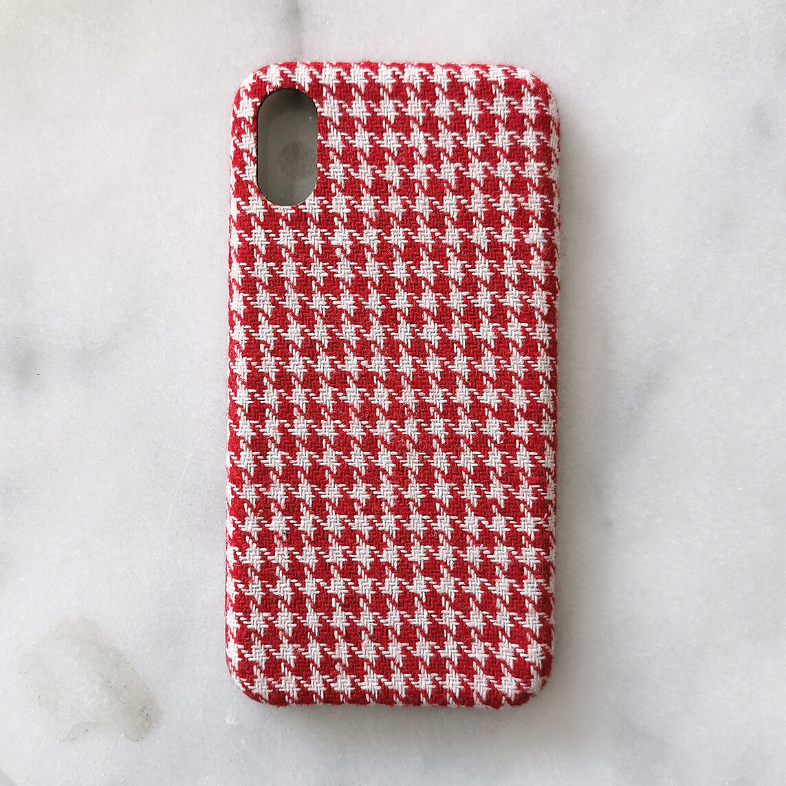 Silia iPhone Cover - Red