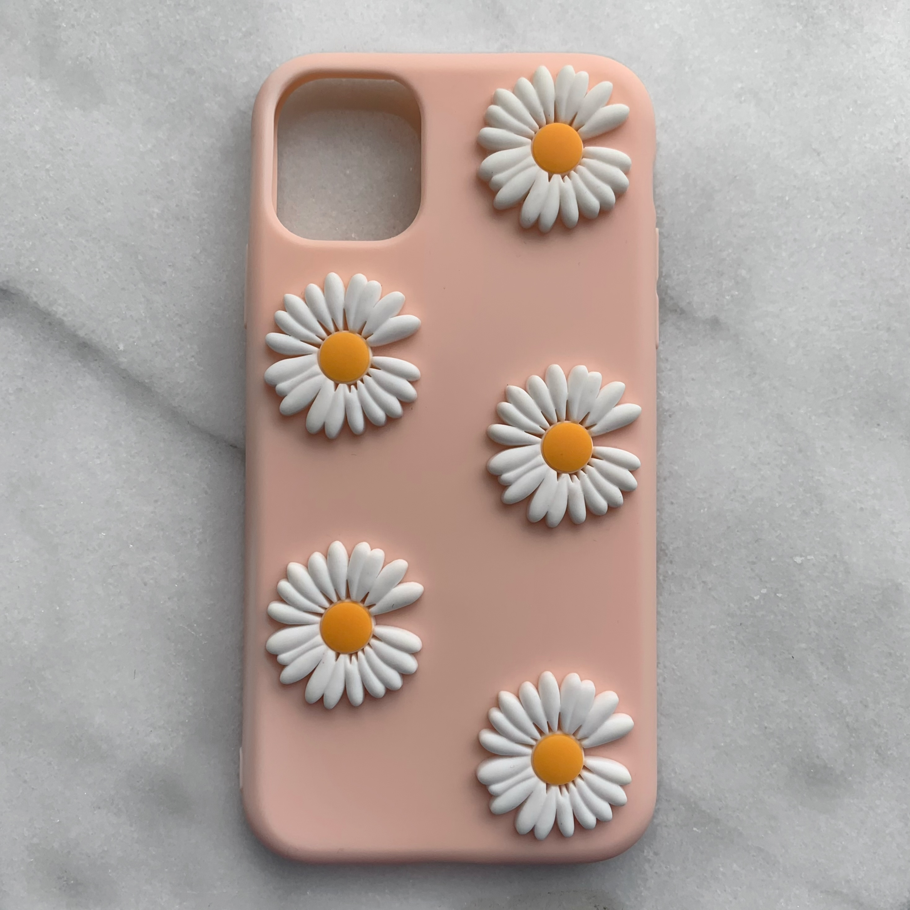 Pink Daisy - iPhone Cover